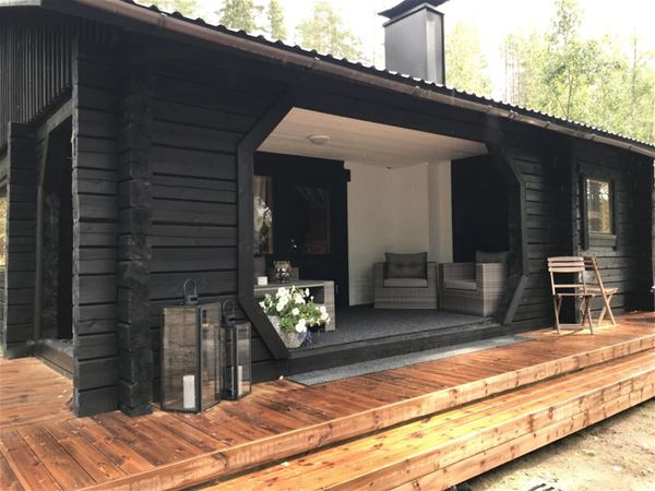 Louhi   Iken Mökit Cottages