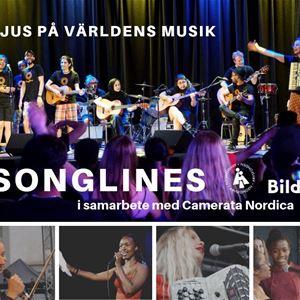 Ljus på världen: Songlines i samarbetete med Camerata Nordica