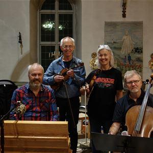 Ljus på världen: Konsert med Kantorns kapell