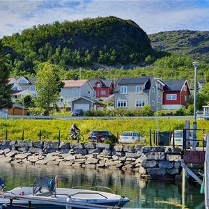 Mor i Vågen - holiday house/rooms in Skjervøy