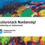 Kultursnack Nordanstig