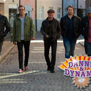 Danne Stråhed & Dynamo band