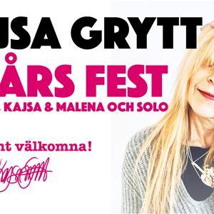 Kajsa Grytt 40-års fest