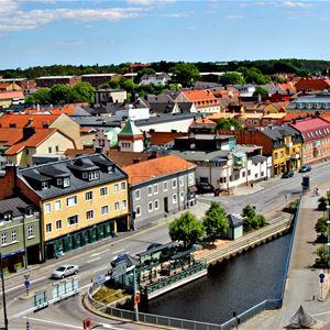 Från Bodekull till Karlshamn