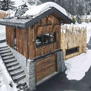 3 chalets 2 to 26 people / HAMEAU DU MARCANDOU (Mountain of exception)