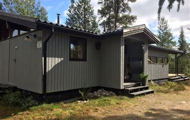 GSB 188 Björnliden, Grövelsjön