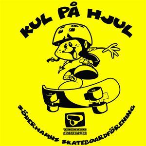Conny Björklund,  © Söderhamns Skateboardförening, Söderhamns Skateboardförening