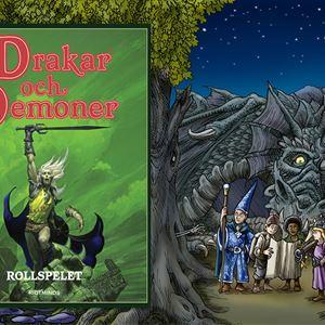 Spela Drakar & Demoner