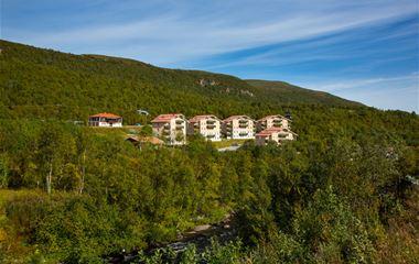 Rosa byn C23, 4+1 bäddar, husdjurtillåten, Hamrafjället