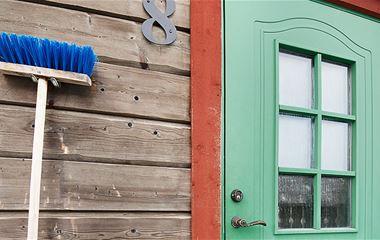 Pinnens Lägenheter nr 8, 9 bäddar, djurtillåten, Hamrafjället