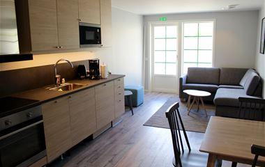 Pinnens Lägenheter nr 14, 4 bäddar, djurtillåten, Hamrafjället