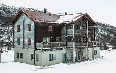Pinnens Lägenheter nr 16, 9 bäddar, Hamrafjället