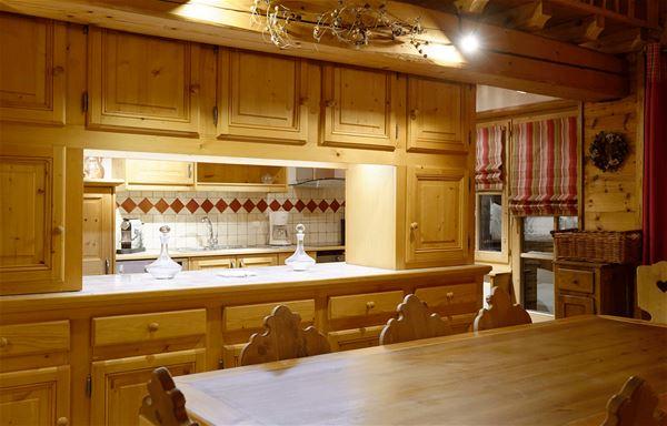 3 rooms 6 persons ski-in ski-out / Apartment La Saulire (Mountain of dream)