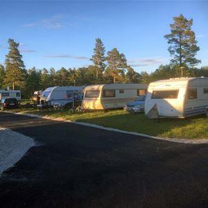 Sörfjärdens Camping Hälsingland Kustnära havsbad