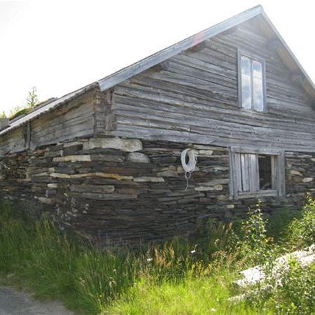 © Hemavan Tärnaby PR förening, Stone cowshed, Umasjö