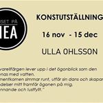 Vernissage & utställning - Ulla Ohlsson