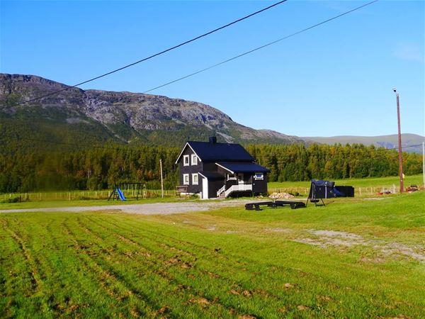 Holiday house at Svartfoss Farm