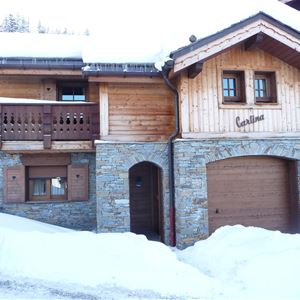 3 rooms, 6 people / Carlina extension (mountain of charm) / Tranquillity Booking