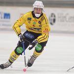 Elitseriebandy Broberg - AIK Bandy
