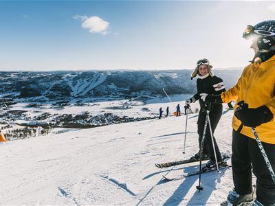 Vinterferiepakke Bardøla Høyfjellshotell