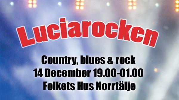 Luciarocken - Country, Blues & Rock