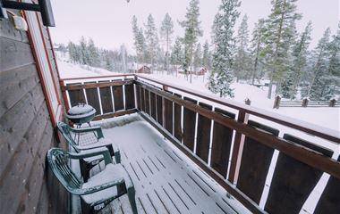 Inga-Lills väg Björnidet B, husdjursfri lägenhet med balkong