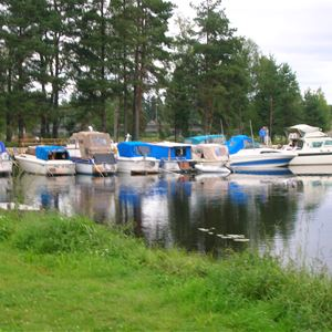 Mora Parkens Hotell, Camping & Stugby