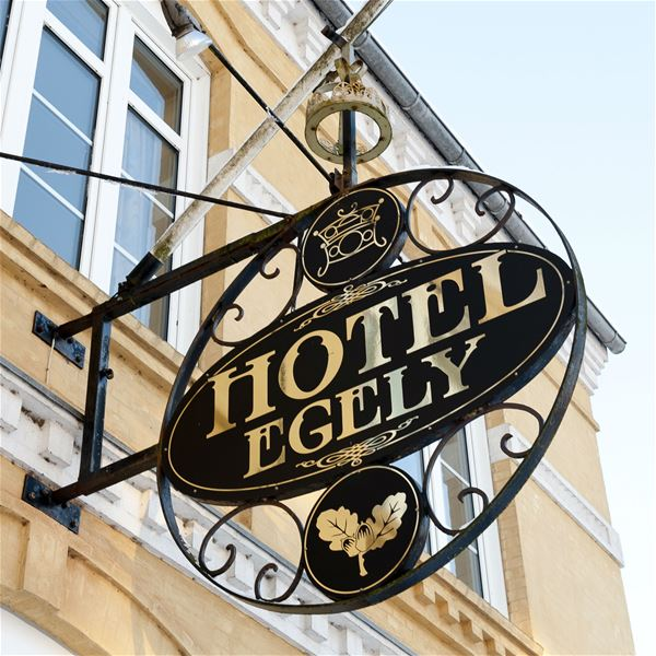 Hotel Egely Garni
