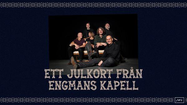 Ett julkort från Engmans Kapell