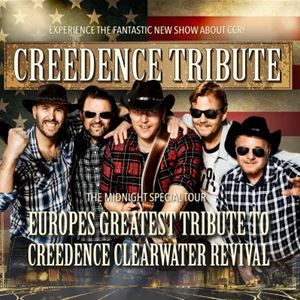 CREEDENCE TRIBUTE - ROCKIN ALL OVER THE WORLD