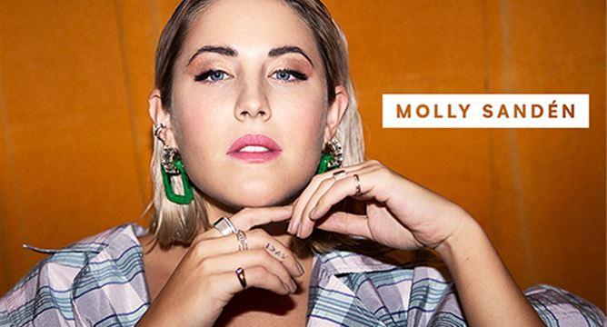 Molly Sandén – Stark & svag & allting däremellan