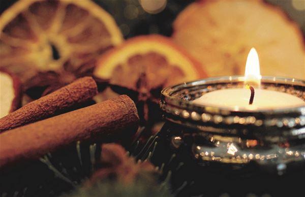 Julgranständning i Tännäs
