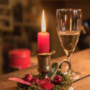 Julbord på Hoby Kulle