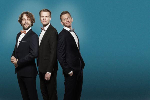 Nordic Tenors: Viva la Musica