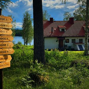 STF Ytterhogdal Vildmarks Lodge
