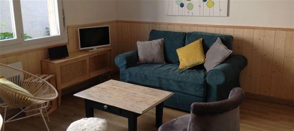 LUZ025 - Appartement - 6 personnes au centre de Luz St Sauveur