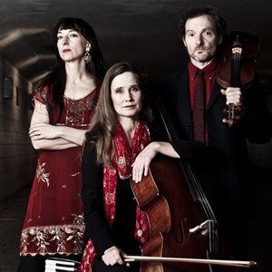 Lunchteater- Stahlhammer Klezmer Classic Trio, världsartister på besök