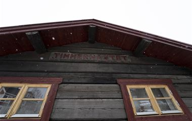 Alpinvägen Timmernästet, husdjursfri stuga