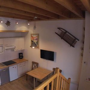 LUZ014 - Appartement - 4 personnes, les Granges à Luz St Sauveur