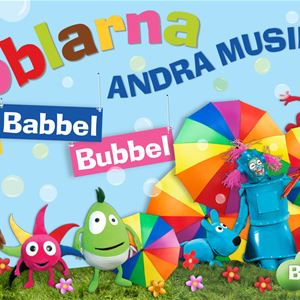 Babblarna The Second Musical - Bibbel Babbel Bubbel