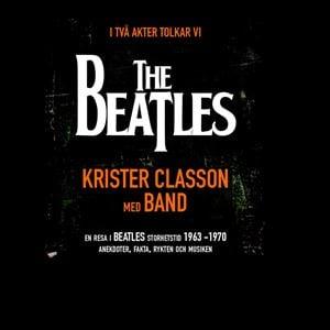Affisch från Krister Classons turné
