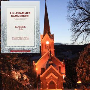 Lillehammer kammerkor - Klassisk jul