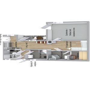 Hafjell Gard Hovedhus