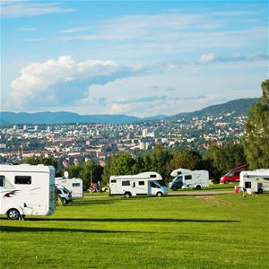 Topcamp Ekeberg Camping