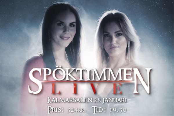 Spöktimmen Live