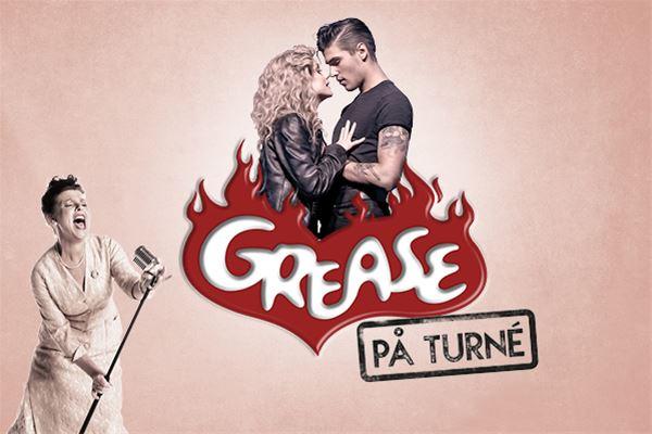 Grease - På Turné