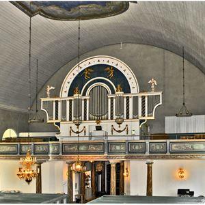 Orgelresa med Johan Hammarström