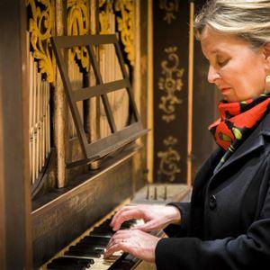 Orgelkonsert -- Karin Nelson