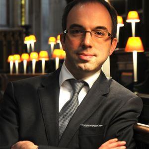 Orgelkonsert -- Simon Johnson