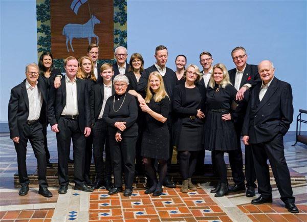 Vår Gud är oss en väldig borg -- två kantater av Johann Sebastian Bach